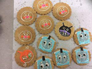 キャラクター イラストクッキー