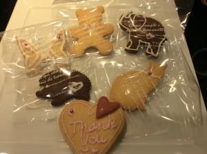 デコレーションクッキー各種